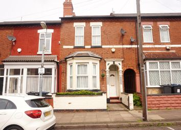 Thumbnail 2 bed terraced house for sale in Newcombe Road, Handsworth, Birmingham