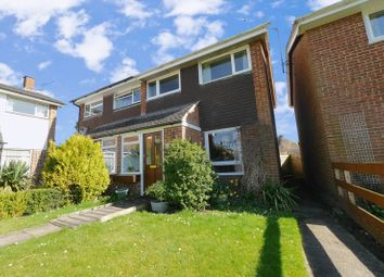 Thumbnail 3 bedroom semi-detached house for sale in Queens Avenue, Wallingford