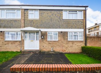 3 bed terraced house for sale in Radburn Close, Harlow, Essex CM18