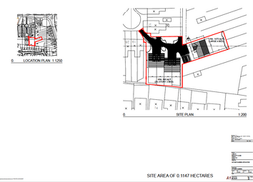 Land for sale in Bartlett Close, Coventry CV6