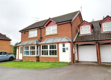 Thumbnail 3 bed semi-detached house for sale in Blanchard Close, Woodley, Reading, Berkshire
