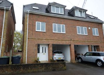 Thumbnail 3 bed town house for sale in St. Marys Road, Hayling Island