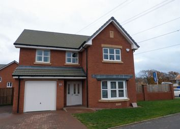 Thumbnail 4 bed detached house for sale in Mayfield Boulevard, Lindsayfield, East Kilbride