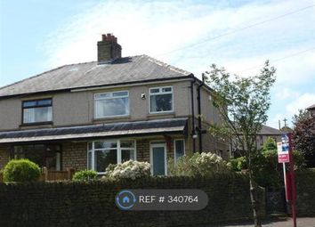 Thumbnail 3 bed semi-detached house to rent in New Pellon, Halifax