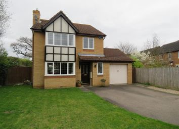 Thumbnail 4 bedroom property for sale in Barringer Way, St. Neots