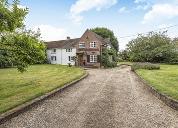 Thumbnail 4 bed semi-detached house for sale in Ayres Lane, Burghclere