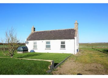 Thumbnail 2 bedroom detached house for sale in Mintlaw, Peterhead