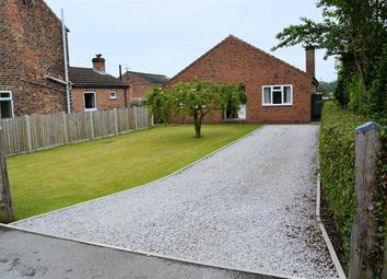 Thumbnail 2 bed detached bungalow to rent in Station Lane, Cliffe, Selby