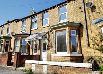 Thumbnail 3 bed terraced house for sale in Gordon Street, Scarborough, North Yorkshire