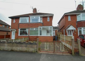 Thumbnail 2 bed semi-detached house for sale in Parkhead Drive, Weston Coyney, Stoke-On-Trent