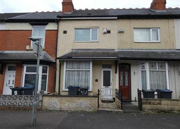 Thumbnail 3 bed terraced house for sale in Lily Road, Yardley, Birmingham