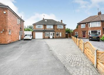 Thumbnail 5 bed detached house for sale in Freeby Avenue, Mansfield Woodhouse, Mansfield, Nottinghamshire