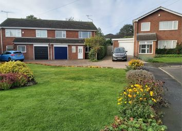 Thumbnail 3 bed semi-detached house to rent in Mill Grove, Lutterworth