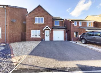 Thumbnail 4 bed detached house for sale in Ferrous Way, North Hykeham, Lincoln