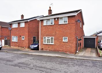 Thumbnail 3 bed detached house for sale in Ramsey Close, Mansfield
