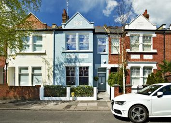 Thumbnail 4 bed terraced house to rent in Selwyn Avenue, Richmond