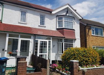 Thumbnail 3 bed end terrace house for sale in Tolworth Road, Surbiton