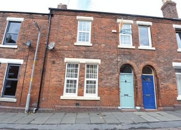 Thumbnail 3 bed terraced house to rent in Harraby Green Road, Carlisle