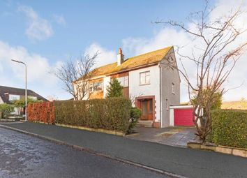 Thumbnail 4 bedroom semi-detached house for sale in Mcgrigor Road, Milngavie, Glasgow, East Dunbartonshire