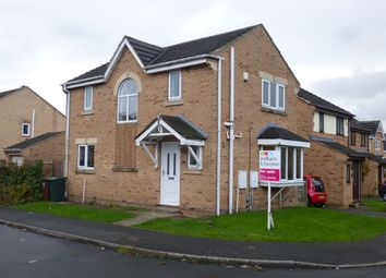 Thumbnail 3 bed detached house for sale in Hopefield Way, Bradford