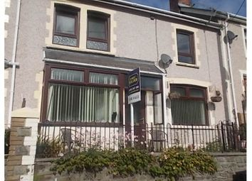 Thumbnail 3 bed terraced house for sale in Regent Street, Llanhilleth, Abertillery
