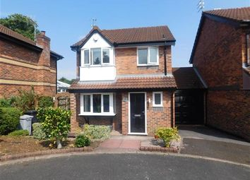 Thumbnail 2 bed detached house to rent in Birches Croft Drive, Macclesfield, Cheshire
