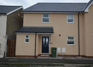 Thumbnail 3 bed semi-detached house for sale in Yr Hen Laethdy, Red Lion Street, Tywyn, Gwynedd