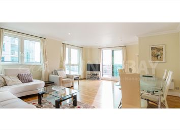 Thumbnail 3 bedroom flat to rent in Bridge House, St George Wharf, Vauxhall