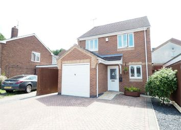Thumbnail 3 bed detached house for sale in Starr Avenue, Sutton In Ashfield, Nottinghamshire