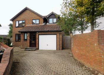 Thumbnail 4 bed detached house for sale in Coles Gardens, Hamworthy, Poole