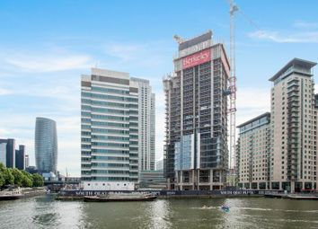1 bed flat for sale in South Quay Plaza Tower, Canary Wharf, London E14