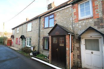 Thumbnail 1 bed terraced house for sale in Boreham Road, Warminster
