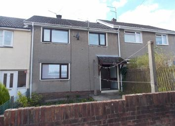 Thumbnail 3 bed terraced house to rent in Vicarage Court, Church Village, Pontypridd
