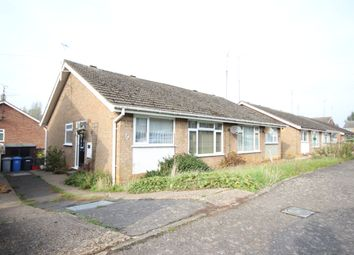Thumbnail 2 bed semi-detached bungalow to rent in Miller Close, Kettering