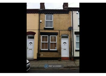 Thumbnail 2 bed terraced house to rent in Tramway Road, Liverpool