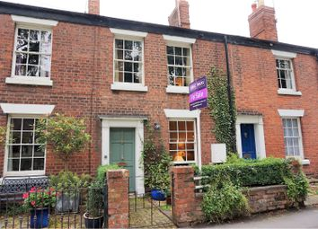 Thumbnail 2 bed terraced house for sale in The Green, Northwich