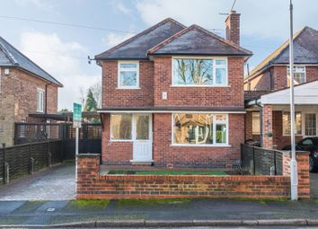 Thumbnail 3 bed detached house for sale in Woodsend Close, Burton Joyce, Nottingham