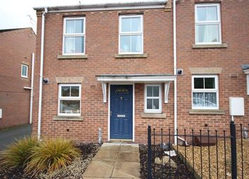 Thumbnail 2 bedroom end terrace house for sale in Furlong Road, Tunstall, Stoke-On-Trent