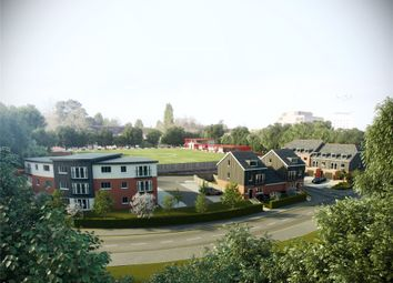 Thumbnail 2 bed flat for sale in Robins Gate, Larges Lane, Bracknell, Berkshire