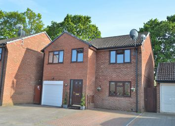 4 bed detached house for sale in Caernarvon Gardens, Valley Park, Chandler's Ford SO53