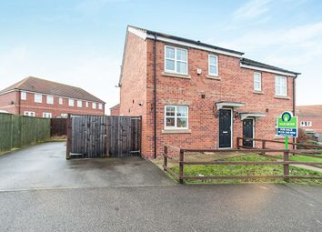 Thumbnail 3 bed semi-detached house for sale in Joseph Street, Grimethorpe, Barnsley
