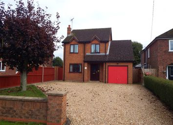 Thumbnail 4 bed detached house for sale in Broad Lane, Moulton, Spalding
