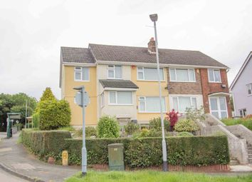 Thumbnail 3 bedroom semi-detached house for sale in Henley Drive, Tamerton Foliot, Plymouth