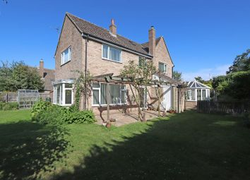 Thumbnail 4 bed detached house to rent in St. Marys Close, Edith Weston, Oakham