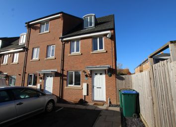 3 bed end terrace house to rent in Lifeguard Mews, Coventry CV3