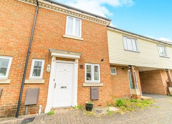 Thumbnail 2 bed terraced house for sale in Scott Avenue, Canterbury