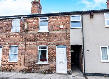 Thumbnail 2 bed terraced house for sale in Spital Street, Lincoln