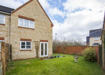 Thumbnail 3 bed end terrace house to rent in Vervain Close, Bicester