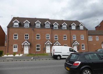 Thumbnail 4 bed town house to rent in Wharf Lane, Solihull