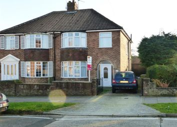 Thumbnail 3 bed semi-detached house to rent in Almsford Road, York